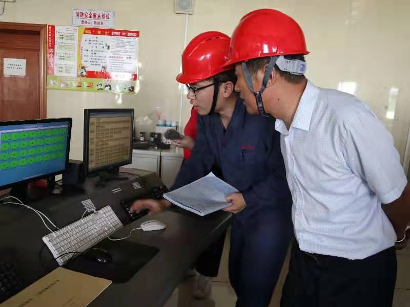 滕州开展安全生产专项整治行动 专家现场指出一企业存在6项安全隐