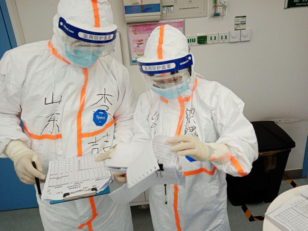 """战""""疫""""群英谱丨山东医疗队员李喆:因为需要,所以我来了!"""